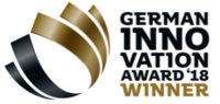 German Innovation Award '18 WINNER